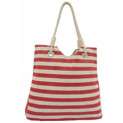 Sorrento Tote Red