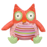 Lucy - Pink Owl
