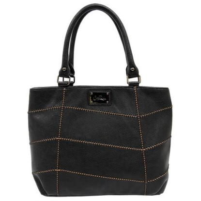Angelica Tote Black - Sassy Duck