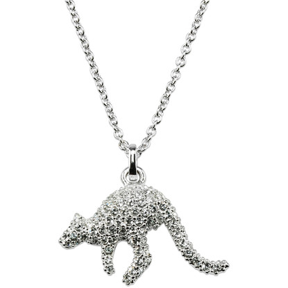 Crystalp Kangaroo with Swarovski Elements