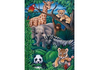 Ravensburger - Animal Kingdom Puzzle 35 pc RB08601-6 display