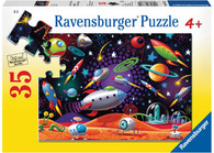 Ravensburger - Space 35 pc Puzzle RB08782-2