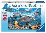 Ravensburger - Caribbean Smile Puzzle 60pc RB09593-3