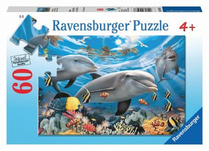 Ravensburger - Caribbean Smile Puzzle 60pc RB09593-3