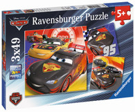 Ravensburger - Adventure On The Road Puzzle 3x49pc RB08001-4
