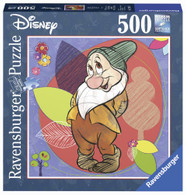 Ravensburger - Disney Bashful Puzzle 500 Piece Square - RB15240-7 boxed