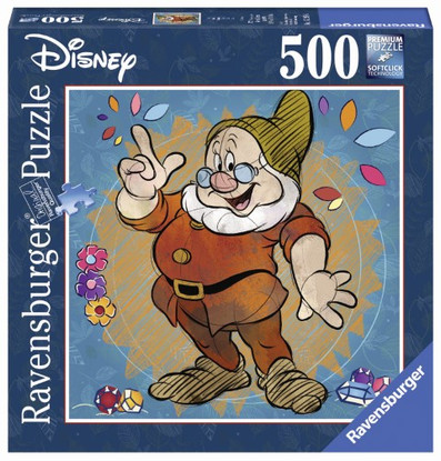 Ravensburger - Disney Doc Puzzle 500 piece Square - RB15205-6 boxed