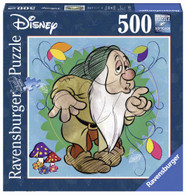 Ravensburger- Disney Sleepy Puzzle 500 piece Square - RB15207-0 boxed