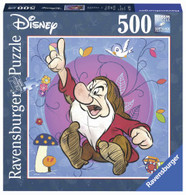 Ravensburger - Disney Grumpy Puzzle 500 piece Square - RB15239-1 boxed