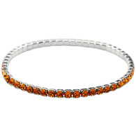 Tangerine Crystalp Ricarda Bracelet