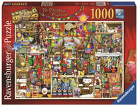 Ravensburger - Christmas Cupboard - Thompson 1000pc - RB19468-1 box