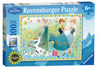 Ravensburger - Forever Family Puzzle 100pc RB10584-7