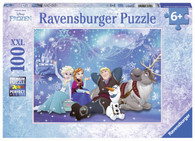 Ravensburger - Disney Frozen Ice Magic Puzzle 100pc RB10911-1