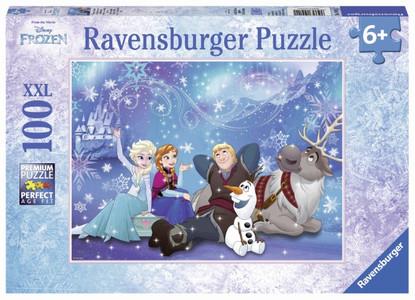 Ravensburger - Disney Frozen Ice Magic Puzzle 100pc RB10911-1
