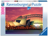Ravensburger - Sydney Opera House Harbour BR Puzzle 1000pc RB19211-3