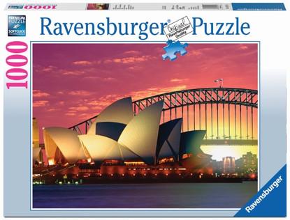 Ravensburger - Sydney Opera House Harbour BR Puzzle 1000pc RB19211-3