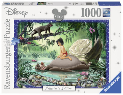 Ravensburger - Disney Moments Jungle Book 1967 1000pc RB19744-6