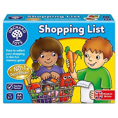 Orchard Toys - Shopping List OC003 box