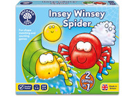 Orchard Toys - Insey Winsey Spider Game OC031 box