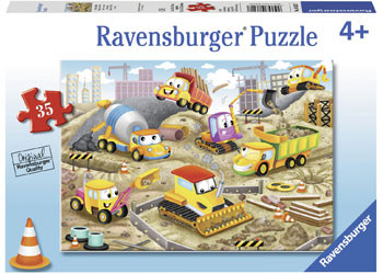 Raise the Roof! Puzzle 35pc RB08620-7
