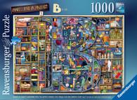 Ravensburger - Awesome Alphabet B Puzzle 1000 pc RB19828-3