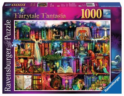 Ravensburger - Fairytale Fantasia Amiee Stewart 1000pc RB19417-9
