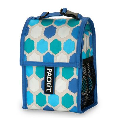 Blue Baby Bottle Bag Freezable - Pack It