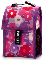 Pink Baby Bottle Bag Freezable - Pack It