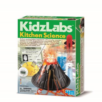 4M - Kitchen Science