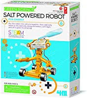 4M - Salt Powered Robot
