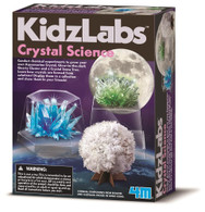 4M - Kidzlab Crystal Science