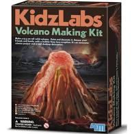 4M - Volcano Making Kit
