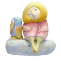 Friend - Child at Heart Series - Ima Naroditskaya
