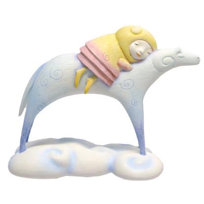 Dream Horse - Child at Heart Series - Ima Naroditskaya