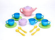 Green Toys - Tea Set 15Pc  Kiozwi.com.au