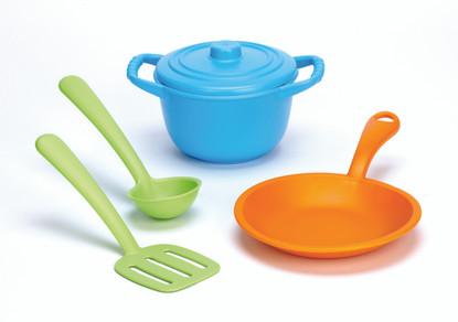 Green Toys Chef Set  Kiozwi.com.au