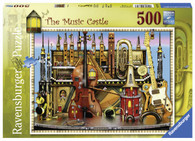 Ravensburger - Music Castle Puzzle 500pc RB14779-3
