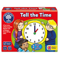 Orchard Toys- Tell The Time Lotto Game OC015 box