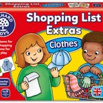 Orchard Game - Shopping List Booster Pack Clothes OC091