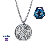 Dr Who Seal of Rassilon Pendant