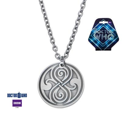 Dr Who Seal of Rassilon Pendant