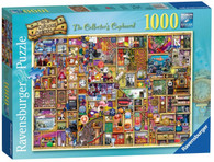 Ravensburger - The Collector's Cupboard Puzzle 1000pc RB19827-6