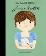 Little People Big Dreams - Jane Austen