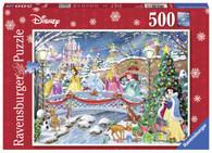 Ravensburger - Disney Princess Christmas Puzzle 500pc RB14778-6
