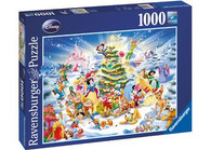 Ravensburger - Disney Christmas Eve Puzzle 1000pc RB19287-8
