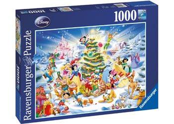 Ravensburger - Disney Christmas Eve Puzzle 1000pc RB19287-8