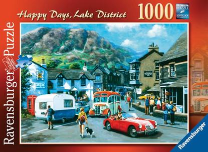 Ravensburger - Wonderful Lake District 1000pc Puzzle RB19584-8