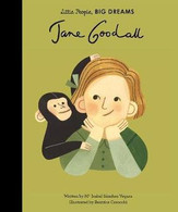 Little People Big Dreams - Jane Goodall