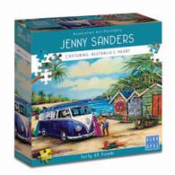 Blue Opal - Surfy 63 Kombi 1000 piece Puzzle Jenny Sanders BL02007