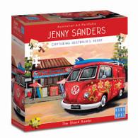 Blue Opal - The Shack Kombi 1000 piece Puzzle Jenny Sanders BL02006 Box